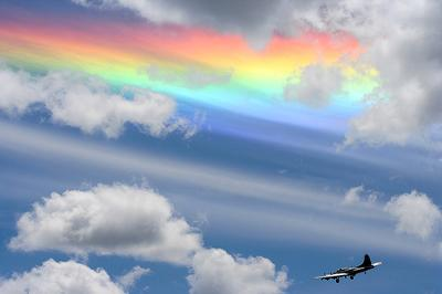 Working Toward A Rainbow In The Sky
