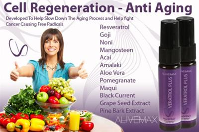 antiaging spray