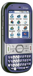 Palm Centro Blue for Verizon Wireless