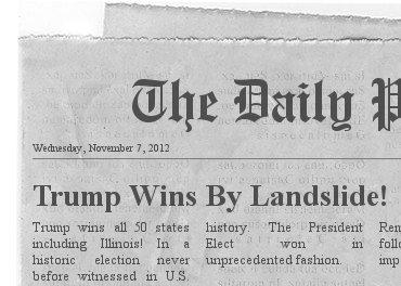 Trump Will Win By Landslide
