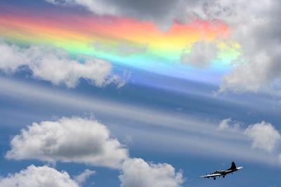 Working Toward A Rainbow In The Sky