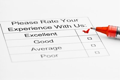 Surveys and Rating Ads