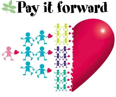 Paying it Forward One Click at a Time