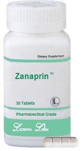 Zanaprin Bottle